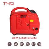 2600W генератор супер тихого облегченного топлива инвертора 120/240V эффективный с монитором LCD