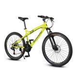 Châssis en acier moins cher vélo de montagne à vélo, avec le pignon 21 vitesses