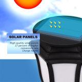 96PCS LED Bewegungs-Fühler-Licht-wasserdichte angeschaltene im Freiengarten-Yard-Wand-Solarlampe