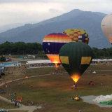 Globo de Aire personalizado con la gente para la boda Tipe hacer turismo
