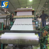 rodillo del papel higiénico de 1092m m que hace la máquina del papel usado que hace la máquina