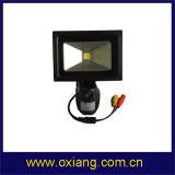 Камера света датчика обнаружения 720p PIR движения домашней обеспеченностью супер яркая