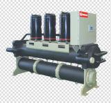 Охладитель воды переченя окружающей среды содружественной охлаженный водой модульный