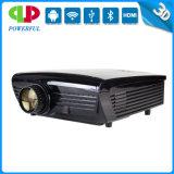 新しい到着3D完全なHDのホームシアターLEDビデオプロジェクターSv600