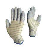 Revêtement de paume PU Multi Couleur des gants de protection fabriqués en Chine