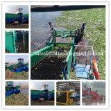 水生Weedの収穫機のガーベージの船