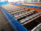 La couleur de l'acier de construction métalliques Tilel machine à profiler vitré