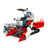 Arroz e trigo ceifeira-debulhadora com velocidades de comando hidráulico