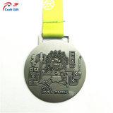 Medaglia antica personalizzata del metallo per lo sport