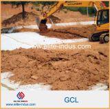 Бентонит водонепроницаемые мембраны Geosynthetic глиняные гильзы gcl для настольных ПК