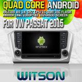 Witson S160 voor KIA Sornto 2014 GPS van de Auto DVD Speler met de spiegel-Verbinding WiFi 3G VoorDVR dvb-t van de Flits 1080P van het Scherm 1024X600 van de Kern HD van de Vierling Rk3188 16GB Pit (W2-M518)