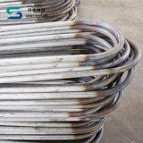 산업 시장을%s En10216-5 열 배출 스테인리스 u-튜브