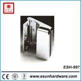 Dessins et modèles chaud Salle de bains charnière de porte en verre (ESH-997)