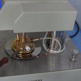 Automatischer geschlossener Cup-Typ Flammpunkt-Prüfvorrichtung des elektrischen Erdöl-2017