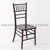 Wood Mahogany Chiavari Chair for Wedding Event