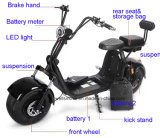 This 18*9.5 Tyre Citycoco Doubles Removable Battery Harley Electric Scooter 1500W Citycoco Scooter