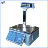 Etiqueta de Precio escala Cajas Registradoras balanzas comercial con impresora