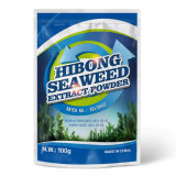 Hibong verde de la agricultura orgánica de las algas en polvo Extracto de Algas Marinas