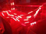 Tipo superventas 2835 letra de canal de la viruta de Epistar LED de la cantidad 3 DC12V LED del rectángulo ligero LED