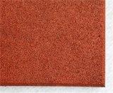 Reciclar o mosaico de borracha/Wearing-Resistant Mosaico de borracha/ladrilho de borracha quadrados