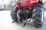 Tractor de 55 CV a las 4 ruedas Tractor agrícola Tractor Tractor de alta calidad