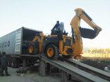 AKTIVES WZ30-25 2.5 Tonnen-Löffelbagger-Ladevorrichtung mit Turbocharged Motor 85kw
