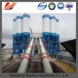 Planta 120 de tratamento por lotes de mistura concreta com misturador da alta qualidade