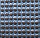 Matelas de massage thermique à jumeau infrarouge lointain, approuvé par la CE, fabricant de la Chine