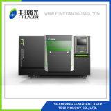 taglierina 4020 del laser della fibra della piattaforma scambiata protezione inclusa completa 1000W