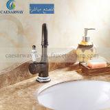 Mélangeur antique à levier unique de robinet de cuisine