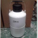 recipiente do congelador do nitrogênio líquido do Thermos 10L para o uso industrial