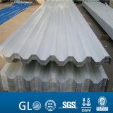 Großhandelsregenschutz-gewölbtes Metalldach-Blatt