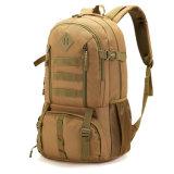 Cor de camuflagem Trekking Mochila Saco de bagagem de ombro caminhadas Backpack