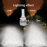 Lightech 9005 Coche LED de luz para automóviles motocicletas faros LED