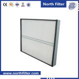 小型HEPAのガラス繊維のエアー・フィルタ