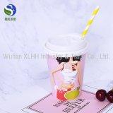 Heißes Getränk-doppel-wandige Papierkaffeetassen