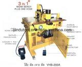 ヨーロッパデザイン油圧バス・バープロセッサ機械(VHB-200A)