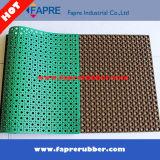 Противоскользительная Anti-Fatigue циновка кольца /Rubber циновки