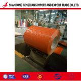Prepainted PPGI PPGL катушки оцинкованной стали с полимерным покрытием
