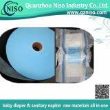아기 기저귀 /Sanitary 냅킨, 아프리카에 있는 기저귀 원료를 위한 Adl 부직포