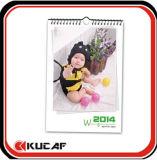 Настенный календарь с логотипом компании