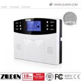 Беспроволочная & связанная проволокой охранная сигнализация домашней обеспеченностью GSM зоны толковейшая