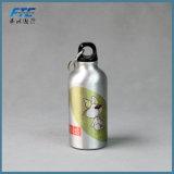 Бутылка воды Silk печатание алюминиевая