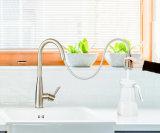 Remise tirez vers le bas de l'eau du robinet robinet évier de cuisine