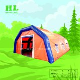 De Opblaasbare Tent van het Kamp van de Zonneschijn van de Zomer van de Pret van kinderjaren