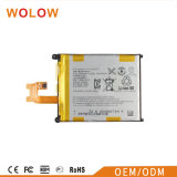 Bateria móvel original 100% nova bateria para Sony Xperia Bateria