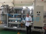 Высокая эффективность регенерации отработанного масла машины