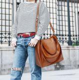 PU 가죽 패션 디자이너 여성 운반물 숙녀 핸드백