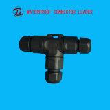 3つのPinの方法によって密封される防水電線の自動コネクターのプラグ