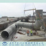Water Supply of Hydroelectric POWER FRP GRP Fiberglass Pipes